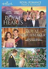 Hallmark Triple Feature Royal Romance R1 DVD 3-films
