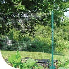 Deer Fence Netting w/ UV Treated For Longer Lasting Durability - 100-feet Length