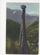 Erdpyramide Am Ritten bei Bozen 1909 Postcard 701a