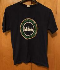 Cerveza Modelo L Navy Men's T Shirt