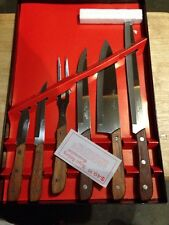 Royal Stainless Steel 6-pc Gourmet Knife Set