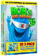B.O.B's Big Break / Shrek 3D (Dvd,2010)