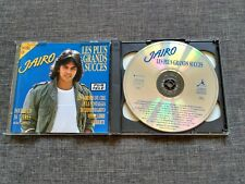 CD - JAIRO - LES PLUS GRANDS SUCCES - 2CD - 36 TRACKS - ITALIA - RARE