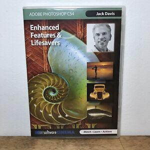 Adobe Photoshop CS4: Enhanced Features And Lifesavers - Jack Davis Training DVD