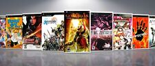 Replacement PlayStation PSP Titles #-I Covers and Cases. NO GAMES!