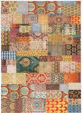 Rice Paper for Decoupage Decopatch Scrapbook Craft Sheet Vintage Multi Pattern