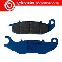Pastiglie Freno Brembo Carbon Ceramic Anteriori HONDA CBR 125 R 125 2011 > 2016