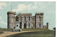 The Castle & Flora Macdonald's Monument, INVERNESS, Inverness-shire