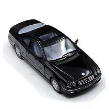 Mercedes-Benz CL500 Model Car 1:38 Toys Alloy Diecast Open two doors Gift Black