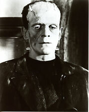 Boris Karloff Frankenstein 8x10 photo S3734