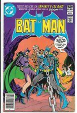 Batman #334 (April 1981, DC Comics)