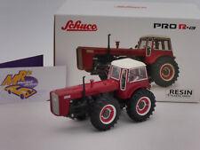 """Schuco PRO.R 09092 # Steyr 1300 Traktor Baujahr 1964 in """" dunkelrot """" 1:43  NEU"""