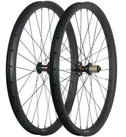 27.5ER Mountain Bike Wheelset/Rim 40mm Width Tubeless MTB Full Carbon Wheelset