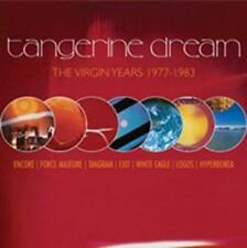 CD de musique electronica Tangerine Dream