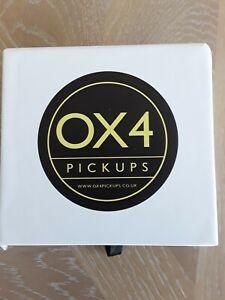 0x4 pickups