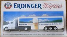 Erdinger Bier- & Brauerei Minitrucks für Sammler