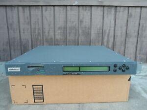 Ericsson Tandberg RX1290 Dual-IP Receiver Decoder HD AC3 HWO/IP/GIGE TVIP unit