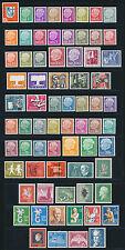 SAARLAND 1957-1959, Jahrgänge komplett tadellos postfrisch, Mi. 100,-
