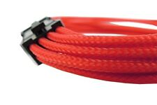 NEW! GELID SOLUTIONS 6 broches EPS Extension Cable 30 cm ROUGE PCI-E 18 AWG M5B2