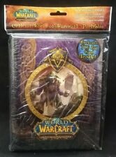 Official World of Warcraft Portfolio w/ Exclusive Foil Card *New* Landro
