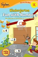 Kindergarten Fun with Numbers (Sylvan Fun on the R