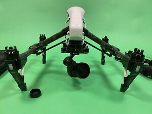 DJI Inspire 1 Raw, 2 x remotes and Osmo gimbal