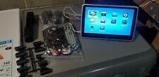 "Rear Car 10"" Tablet-Style Headrest DVD Player VOLUME through Wireless Headphones"