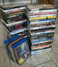 DVD BluRay Sammlung (9 BluRays, 54 DVDs)
