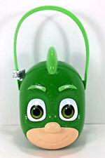 NEW 2019 PJ Masks GEKKO Candy Sand Toy BUCKET Figure Storage Bin Gift Basket