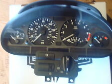 USED BMW Instrument Gauge Cluster and light module E46 328 325 330
