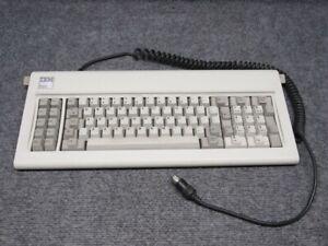 IBM Model F Vintage 122-Key Clicky Mechanical Buckling Spring Keyboard *PARTS*