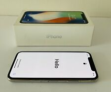 Apple iPhone X 64GB Silver Unlocked, Model A1901