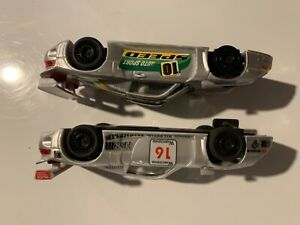 Artin 1/32 porsche slot car pair set