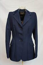 Caldene Riding Jacket Navy Blue size 10