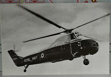 Historic Helicopters Westland Wessex Royal Navy Limited Postcard