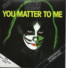 ★☆★ CD Single KISS - Peter CRISS You Matter To Me 2-track CARD SLEEVE - poster