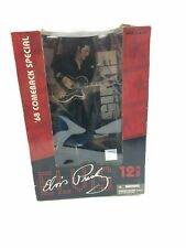 NIB McFarlane Elvis Presley `68 Comeback Special Stage Figure Set - Lot 3845