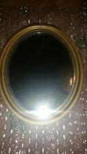 Haunted Souls Trapped Antique Smoke Glass Mirror Reflection Decor Home Orginal