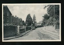 Somerset PILL The Triangle c1920s? PPC