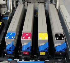 Compatible Toner Cartridge Set for Xante X502 X500 X407 Laser Printers (CMYK)