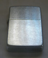 VINTAGE STORM KING SILVER PLATED CIGARETTE LIGHTER