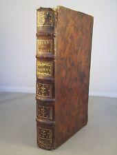 LETTRES ANGLOISES OU HISTOIRE DE MISS CLARISSE HARLOVE T6 & 7 / RICHARDSON 1774