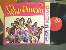 UP WITH PEOPLE lp rare XIAN funk rock SOUL JAZZ youth cult pop psych sunshine !