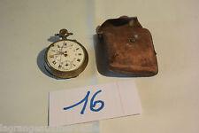 C16 Belle  montre à gousset victorian L'Allouette