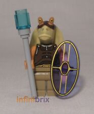 Lego Gungan Soldier from Set 7929 The Battle of Naboo Minifigure BRAND NEW sw302