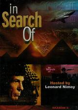 LEONARD NIMOY In Search Of Season Two (3-DVD Set) NEW, BUT UNSEALED Region 1
