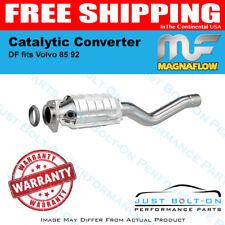Magnaflow Catalytic Converter DF fits Volvo 85 92 - 23945