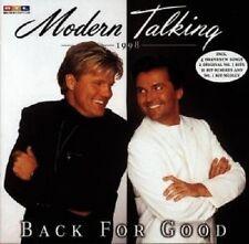 """MODERN TALKING """"BACK FOR GOOD"""" CD NEW!"""