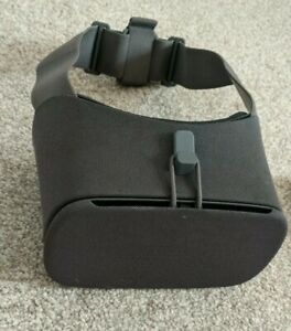Google Daydream View Virtual Reality VR Headset (Slate) Ex Display No Controller
