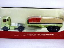 Trackside Dg175004 Scammell Handyman Flatbed Redland Bricks Boxed